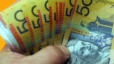 Wages in Canberra's private sector rose faster than in most parts of Australia.