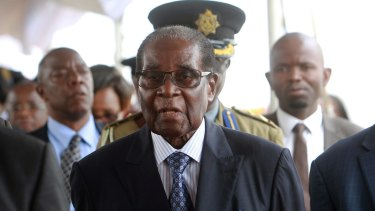 Robert Mugabe, 93, told negotiators he wanted to die in Zimbabwe and had no plans to live in exile.