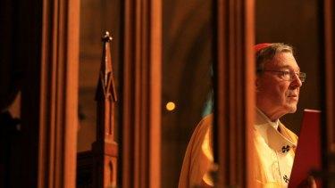 Delivered letter: Australian cardinal George Pell.