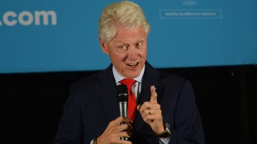Former President Bill Clinton has had a lucrative career outside of the White House.