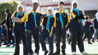 The new face of cubs in Australia, including Mostafa, Ryka, and Yahya.