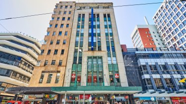 Historic: 28 Elizabeth Street, Melbourne has sold again, this time for nearly $13 million.