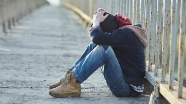 Government spending on homelessness services has fallen in the ACT.