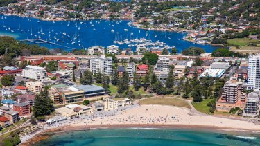 Two strata properties at 49-51 and 55-57 Gerrale Street opposite Cronulla beach were sold in one line for $54 million.