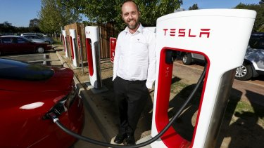 Tesla is a luxury vehicle now, but electric vehicles are likely to be commonplace in the future.