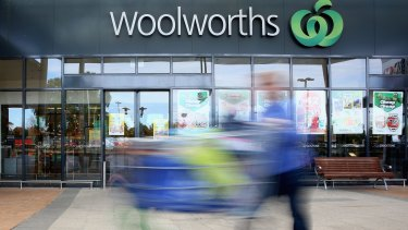 Gordon Cairns said fixing the supermarkets, which represent 70 per cent of group profit, was urgent.