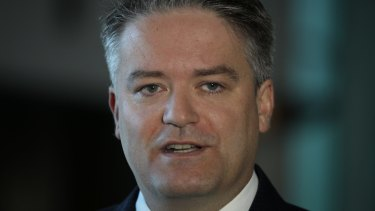 Federal Finance Minister Mathias Cormann has asked his department to examine whether federal public servants should use Uber in the ACT.