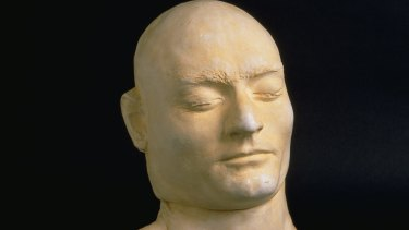 Sideshow Alley: Ned Kelly Death Mask, 1880, by Dr Maximilian L. Kreitmayer