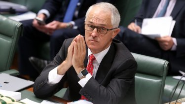 Significant changes to major environment programs: Prime Minister Malcolm Turnbull.