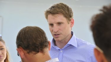 WA Liberal MP Andrew Hastie: While doorknocking homes during the campaign, he sensed a disconnect between voters and what the Coalition was campaigning on.