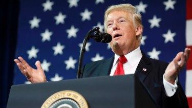 Rachel Seiffert sees too many similarities between US President Donald Trump's divisive rhetoric and Nazi Germany.