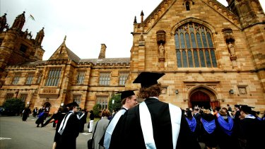 Students are planning their studies for next year amid uncertainty about how much they will cost.