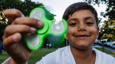 Fidget spinners were hailed as a treatment for those with ADHD, but there is no scientific evidence it has any benefits.