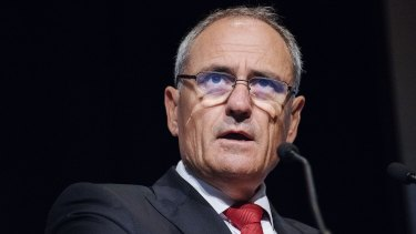 Ken Henry has blasted both sides of politics for the nation's fiscal mess.