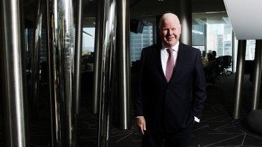 ANZ chief executive Mike Smith.