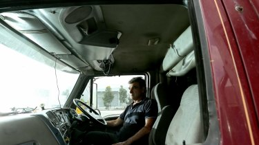 The average age of a truck driver in Australia is 47, a survey has found, leading to warnings of a looming skills shortage.