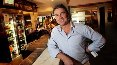 Peter De-Angelis's plan for a pub in Casula has been rejected in court.