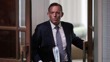 Daniel Andrews said that Tony Abbott was now chief scientist.