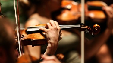 Blind auditions for orchestras helped address gender discrimination.