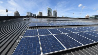 More where this came from: big potential for Sydney CBD solar.