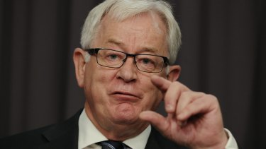 """""""It could be done this week"""": Trade Minister Andrew Robb."""