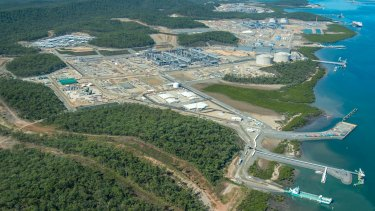 Queensland's three LNG projects are exporting as much as gas ever.