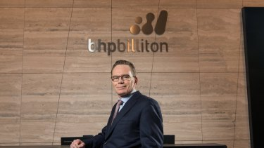 BHP chief executive officer Andrew Mackenzie was named as Marius Kloppers' replacement exactly five years ago.