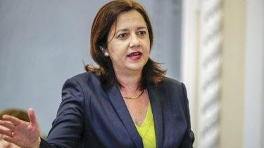 Premier Annastacia Palaszczuk's Treasury makes plenty from Powerlink