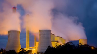 Power plants located in the Latrobe Valley include Hazelwood Power Station.