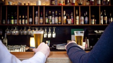 Fifty years ago, beer accounted for three quarters of all alcohol consumed, but now makes up 41 per cent.