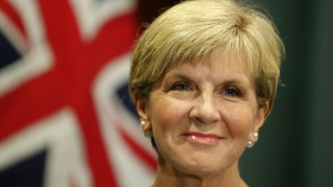 Foreign Affairs Minister Julie Bishop says she has remained in contact with her Lebanese counterpart.