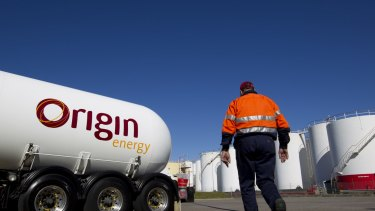 Things are looking up for beleaguered integrated energy group Origin Energy.