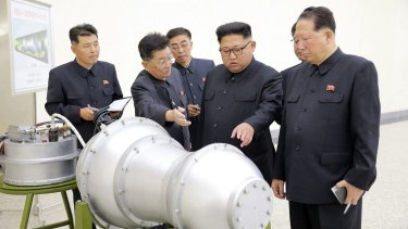 The North Koreans are ramping up their missile program.