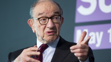 A new book suggests Alan Greenspan, former chairman of the US Federal Reserve, was well aware of the risk of a real estate bubble.