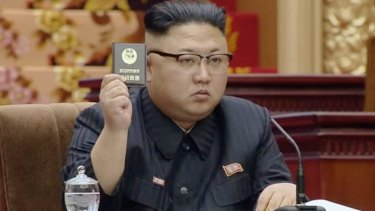 North Korean leader Kim Jong-un will feel secure from invasion only once he has the capacity to strike the US.