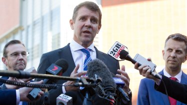 Rent reduction: RMS policy change on compulsory acquisition was apparently endorsed by Premier Mike Baird.