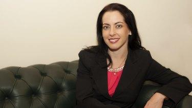 Katie Richards: Capitalising on the digital world.