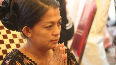 Bou Rachana, the widow of murdered Kem Ley, now fears for her own safety.