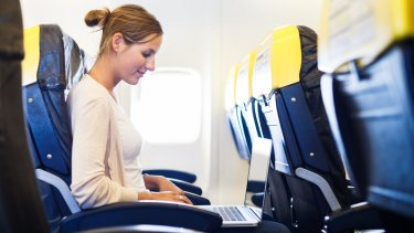 Security experts warn hackers could hijack a plane through its passenger Wi-Fi network.