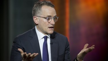 Howard Marks says the ''jury is out'' on the impact of Trump's election victory on financial markets.