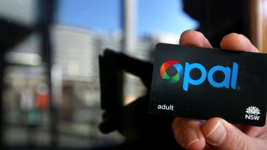 The convenience offered by the Opal card system is still behind the rest of the world.