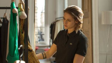 <i>Personal Shopper</i>: Stewart seems to battle the camera rather than embrace it.