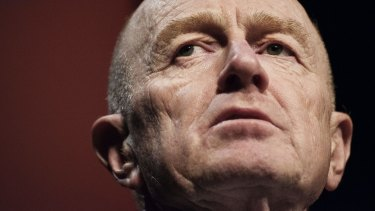 """Many difficult choices will need to be made,"" RBA governor Glenn Stevens warned in his farewell speech."