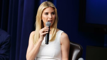 "Ivanka Trump said she was ""heartbroken and outraged"" by the chemical attack."
