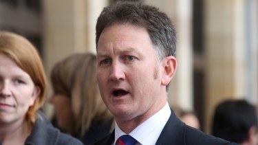 Dr Michael Gannon, president of the Australian Medical Association.