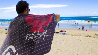 Gone surfing: Billabong US head Ed Leasure has called it quits. Shares slumped 23 per cent in one day in November after the company warned that earnings would come under pressure from a weaker Australian dollar and poor demand in North America.