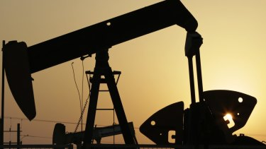 Energy shares rallied as investors awaited the OPEC meeting next week.