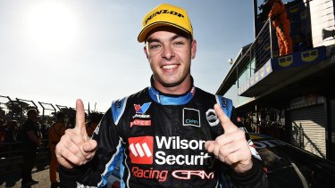 Scott McLaughlin will leave the Garry Rogers Motorsport Volvo team at the end of this season.