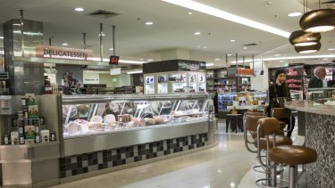 David Jones is upgrading its food halls as part of a $100m investment into its food business.