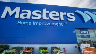 A judge has ruled that Masters and Woolworths did not act reasonably and in good faith to resolve relevant differences in a deal with a landowner in Bendigo.